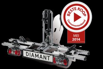 Pro-User Diamant II kerékpárszállító vonóhorogra 2.Kép