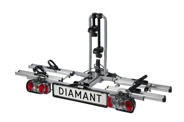 Pro-User Diamant II kerékpárszállító vonóhorogra
