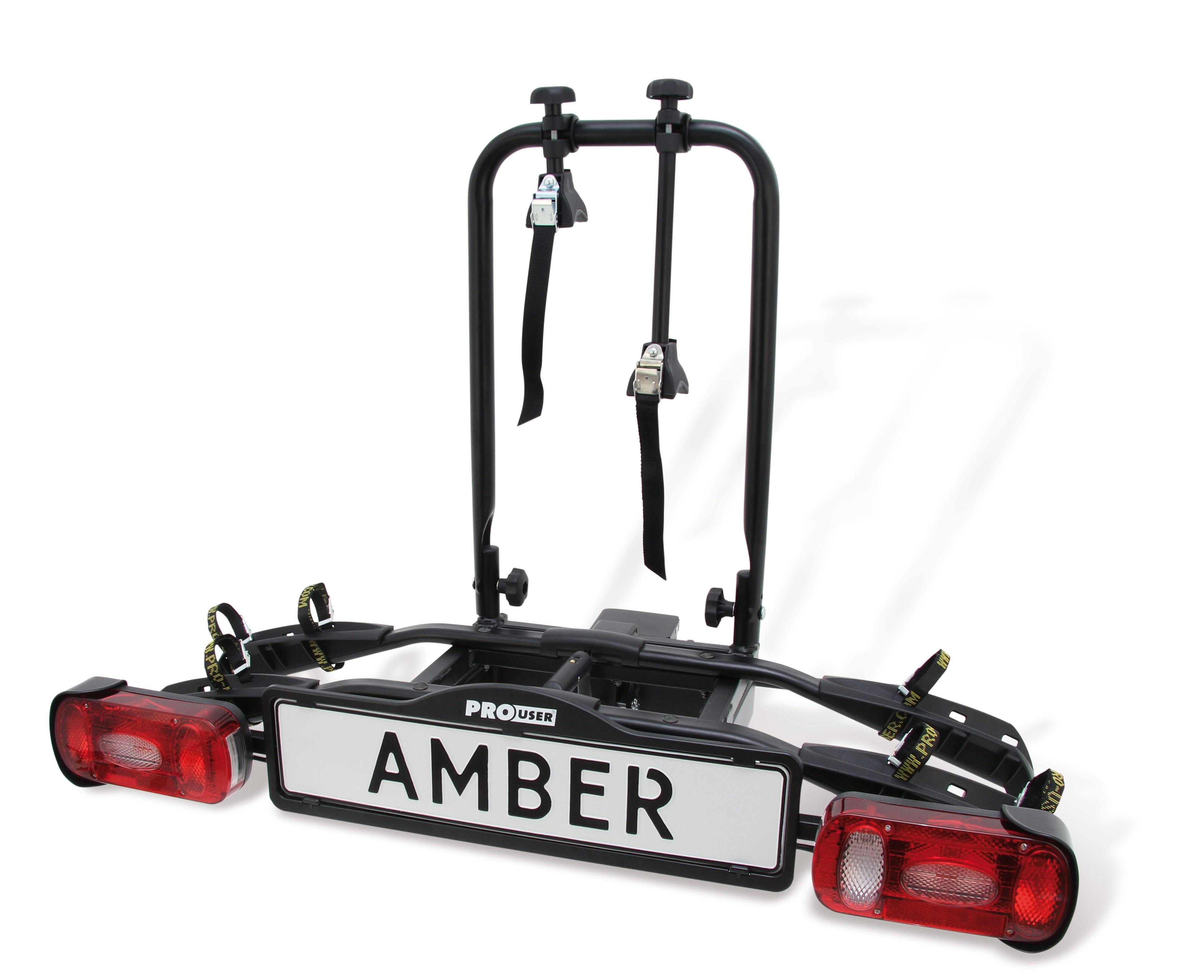 Pro-User Amber II kerékpárszállító vonóhorogra