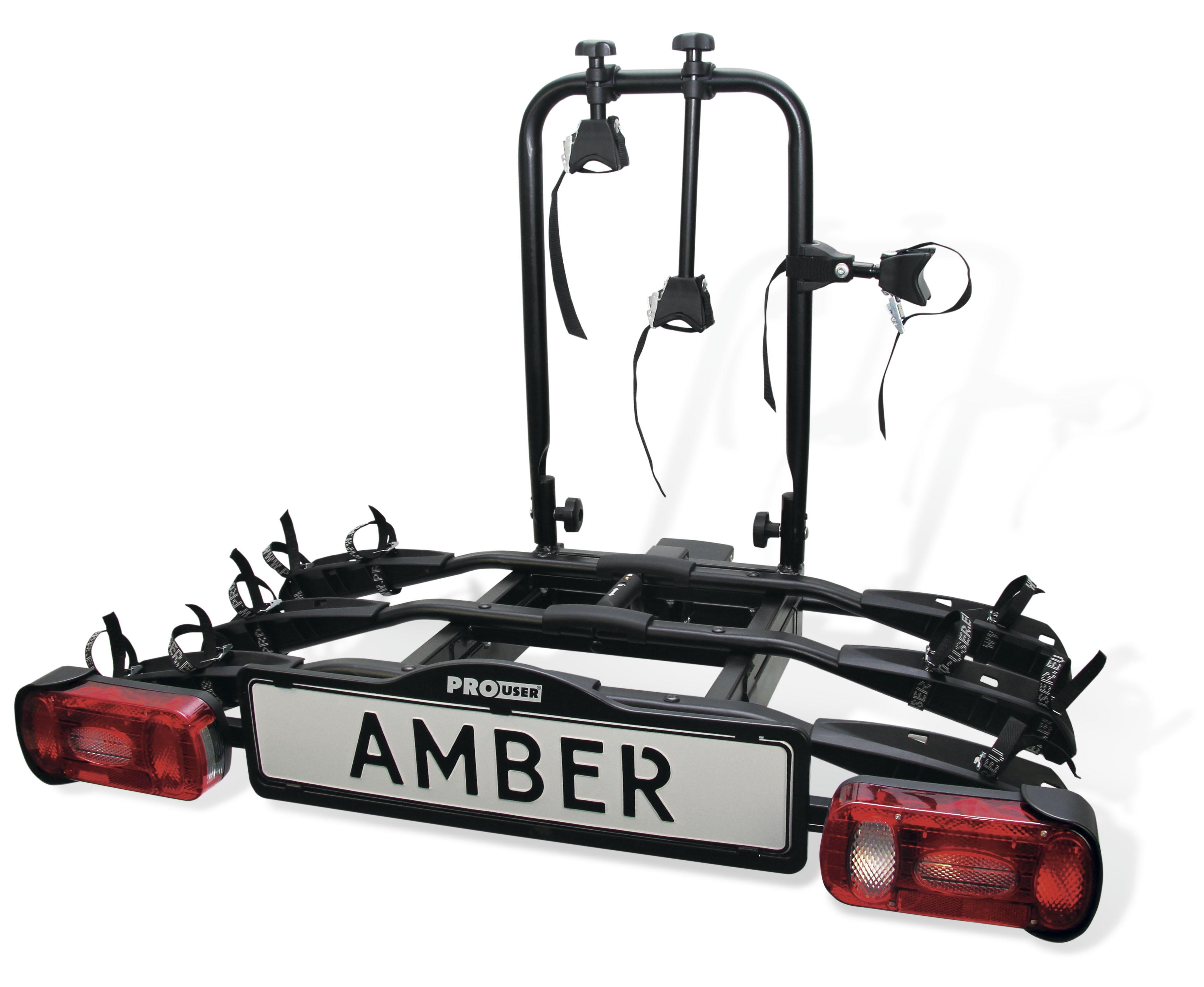 Pro-User Amber III kerékpárszállító vonóhorogra