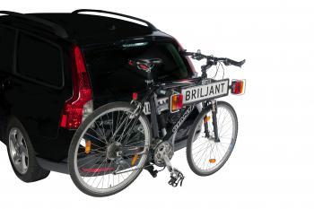 Pro-User Briljant kerékpárszállító vonóhorogra 2.Kép
