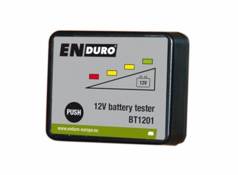 Enduro BT1210 akkumulátor teszter