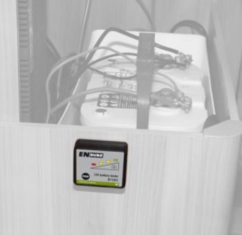 Enduro BT1210 akkumulátor teszter 2.Kép