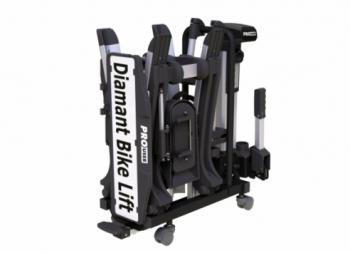 Pro-User Diamant Bike Lift kerékpárszállító vonóhorogra elektromos kerékpárokhoz 4.Kép