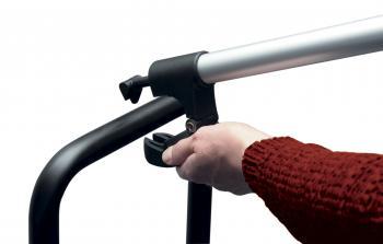Pro-User Diamant Bike Lift kerékpárszállító vonóhorogra elektromos kerékpárokhoz 10.Kép