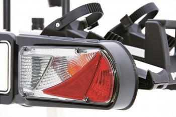 Pro-User Diamant Bike Lift kerékpárszállító vonóhorogra elektromos kerékpárokhoz 9.Kép