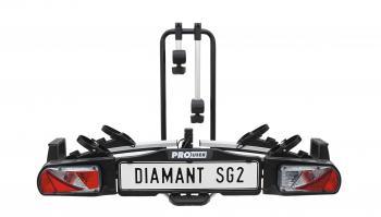 Pro-User Diamant SG2 Plus kerékpárszállító vonóhorogra 12.Kép