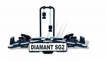 Pro-User Diamant SG2 Plus kerékpárszállító vonóhorogra 6.Kép