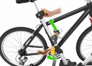Spinder Xplorer+ kerékpárszállító vonóhorogra 5.Kép