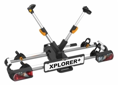 Spinder Xplorer+ kerékpárszállító vonóhorogra