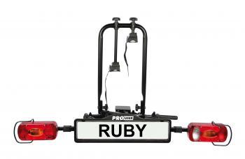 Pro-User Ruby+ kerékpárszállító vonóhorogra 2.Kép