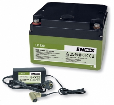 Enduro LI1230 Li-Ion akkumulátor