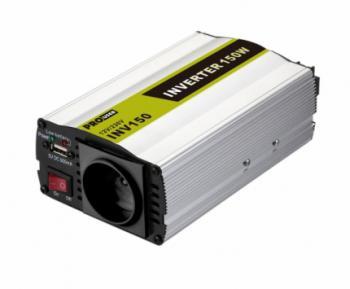 INV150N DC-AC inverter  150/300W  Kép