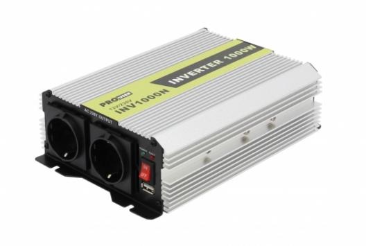 Pro-User INV1000N DC-AC inverter 1000/2000W