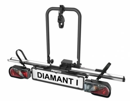 Pro-User Diamant I kerékpárszállító vonóhorogra
