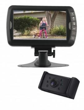 """Pro-User DRC7010 digitális vezeték nélküli tolatókamera rendszer 7"""" monitorral"""