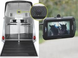 """Pro-User DRC4340 digitális vezeték nélküli tolatókamera rendszer 4,3"""" monitorral, nagyobb hatótávval 4.Kép"""