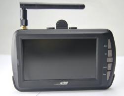 """Pro-User DRC4340 digitális vezeték nélküli tolatókamera rendszer 4,3"""" monitorral, nagyobb hatótávval 5.Kép"""