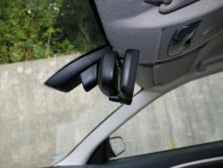 Pro-User APB100 tükörbe integrált vezeték nélküli tolatókamera rendszer 3.Kép