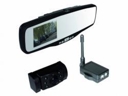 Pro-User APB220 tükörbe integrált vezeték nélküli tolatókamera rendszer #NÉV? 1.Kép