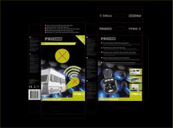 Pro-User TPMS2 nyomásfigyelő rendszer 2 kerékre 3.Kép