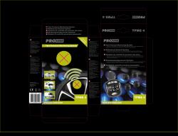 Pro-User TPMS4 nyomásfigyelő rendszer 4 kerékre 3.Kép