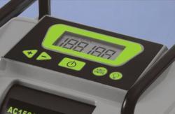 Pro-User AC150A automata kompresszor 12V LCD kijelzővel 2.Kép