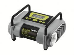 AC150A automata kompresszor 12V  LCD kijelzővel  Kép