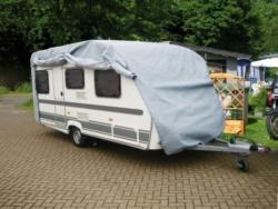 Enduro Caravan XXL lakókocsi takaróponyva (750x250x220 cm) 2.Kép
