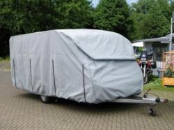 Enduro Caravan XXL lakókocsi takaróponyva (750x250x220 cm) 1.Kép