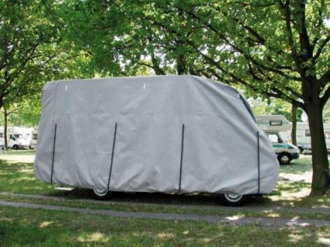 Enduro Camper XXL lakóautó takaróponyva (830x235x270 cm)
