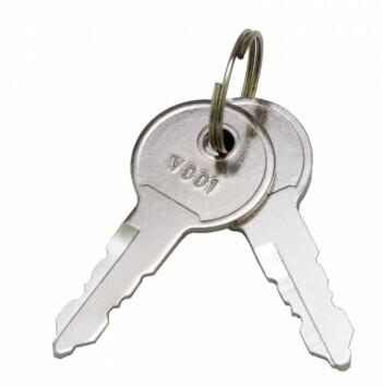 Pro-User kulcskészlet (1 pár)